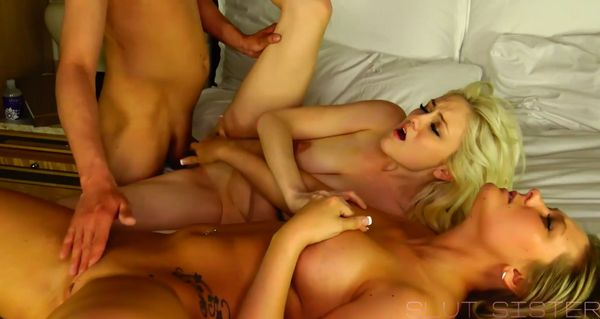 Family Fuckation FULL – Taboo Threesome HD