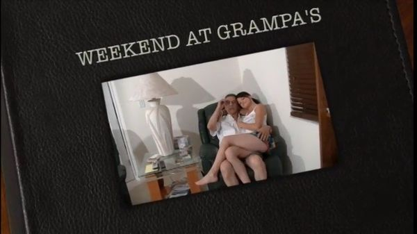 Weekends At Grandpas!