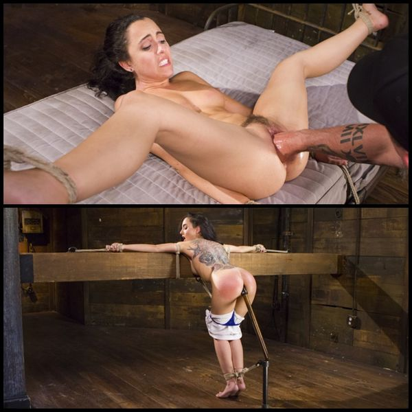 (01.09.2016) College Girl/Pain Slut Suffers in EXTREME Bondage & Brutal Domination