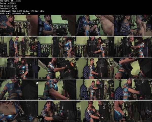 FemmeFataleFilms - Miss Miranda - Sensory Test Complete