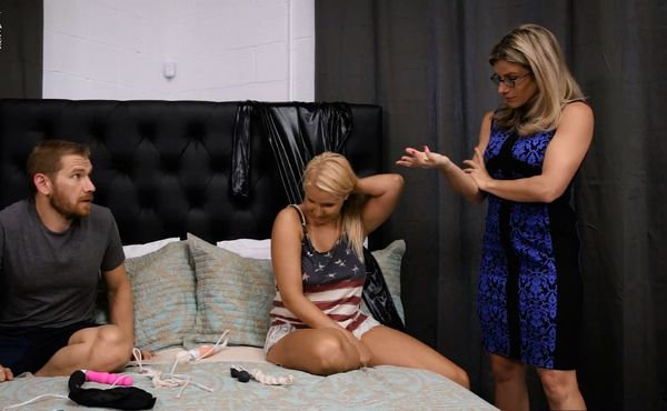 Cognitive Fluency – Cory Chase and Vanessa Cage – Mom, Son, Dad and Daughter HD