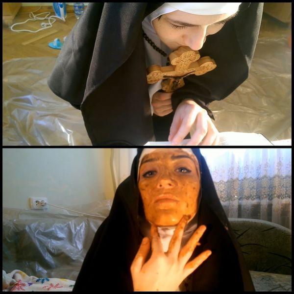 (07.10.2016) Blasphemous Scat Nun. Part 1