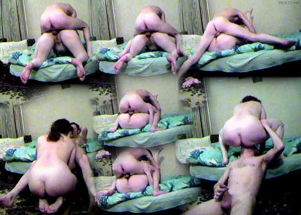 Fucking my mom on a hidden cam – REAL!