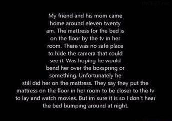 REAL Mom-Son Incest With Story!