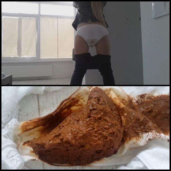 Blonde Dundup Jeans Poop