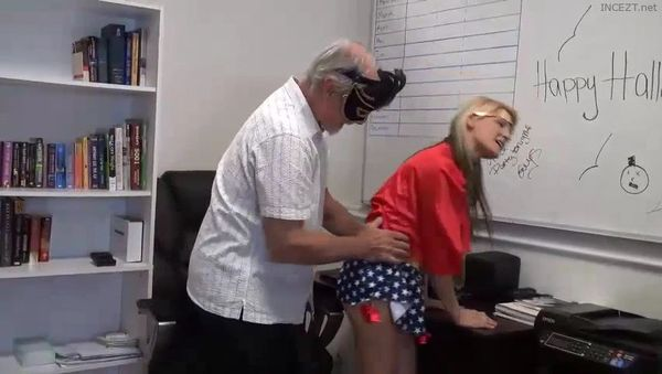 Hope Harper – Daddy I Want A Treat HD