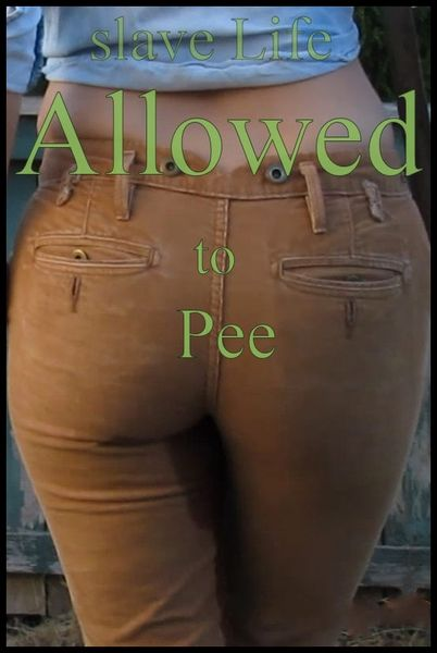 (06.11.2016) Slave Life – Allowed to Pee – Abigail Dupree