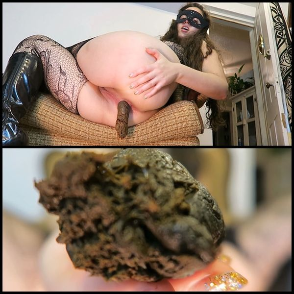 Mistress Treats Her Scat Slave
