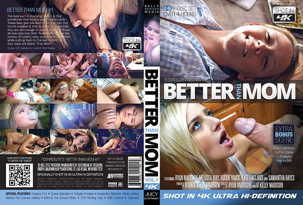 Better Than Mom (2016)