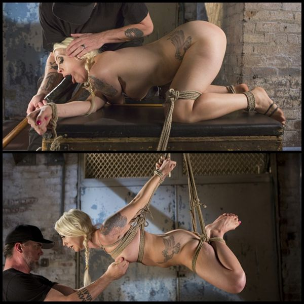 (05.01.2017) Lorelei Lee előterjeszti az Extreme Bondage és a Grueling Torment