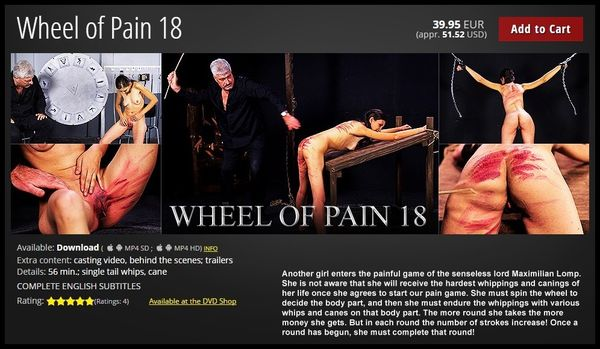 (06.01.2017) Wheel of Pain 18