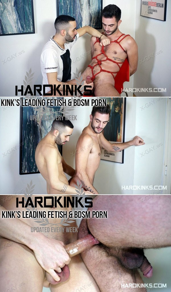 HardKinks: Bondage (Abraham Montenegro, Rafa Marco)