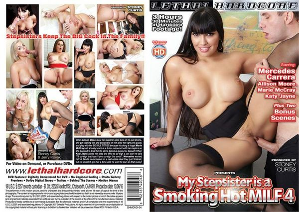 My Stepsister Is A Smoking Hot MILF 4 (2017)