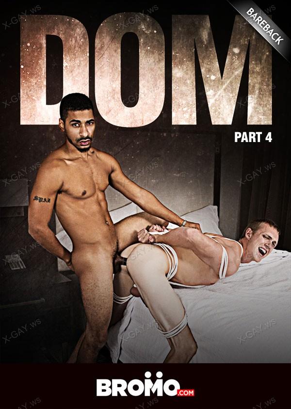 Bromo: DOM, Part 4 (Jae Amen, Zane Anders) (Bareback)