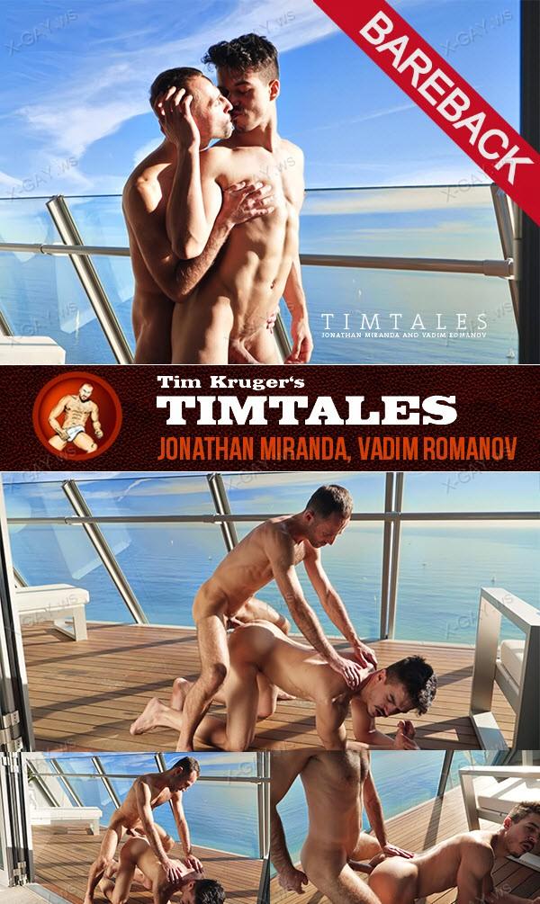 TimTales: Barebacked In The Sky (Jonathan Miranda, Vadim Romanov)