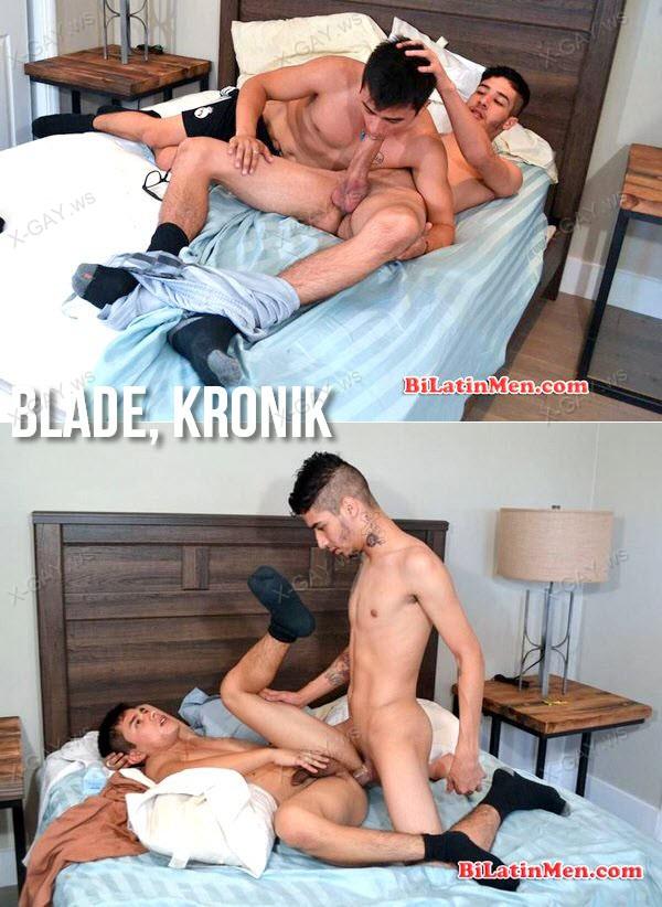 BiLatinMen: Blade, Kronik