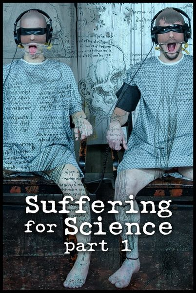 (07.02.2017) Suffering for Science Part 1 | Slave Fluffy – Abigail Dupree, London River