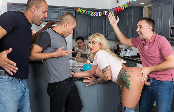 Ryan Conner – My Friends Fucked My Mom! HD