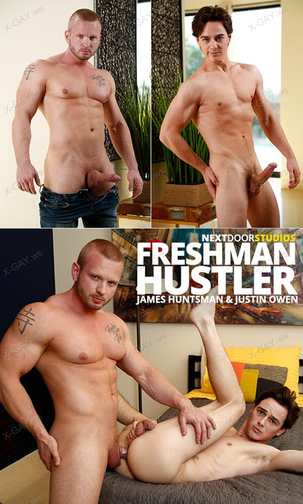 NextDoorOriginals: Freshman Hustler (James Huntsman, Justin Owen)