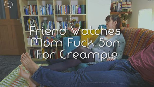 Friend Watches Mom Fuck Son for Creampie – Tammie Madison 1080 HD