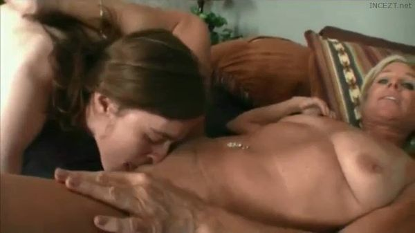 Valuable Mom fucks son and girlfriend