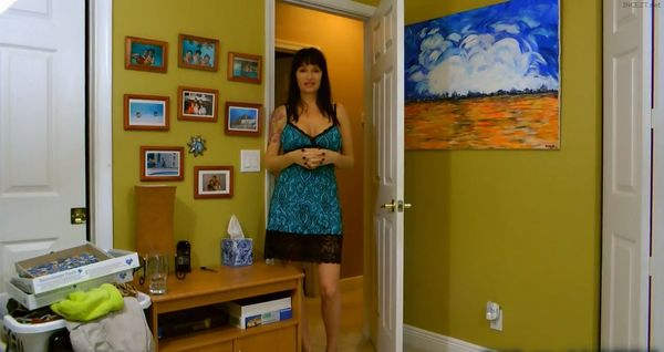 Angie Noir – Taboo Bet With Son HD