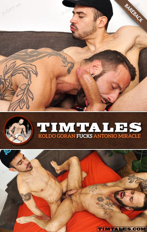 TimTales: Koldo Goran, Antonio Miracle (Bareback)