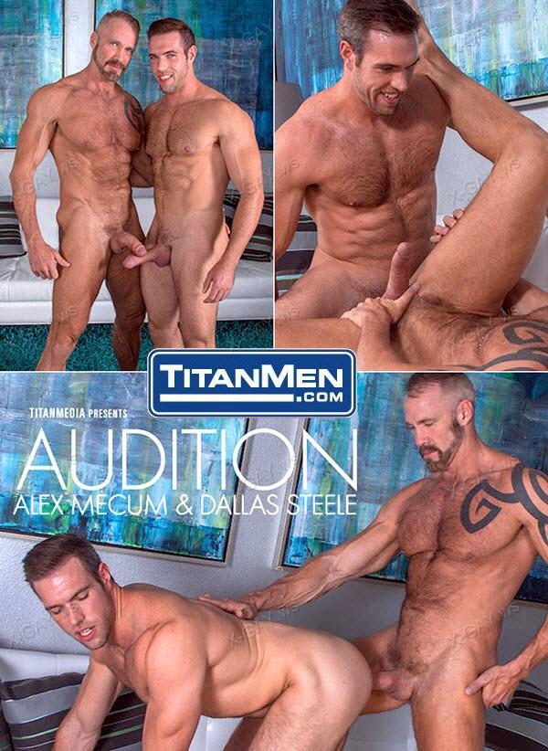 TitanMen: Audition (Dallas Steele, Alex Mecum)