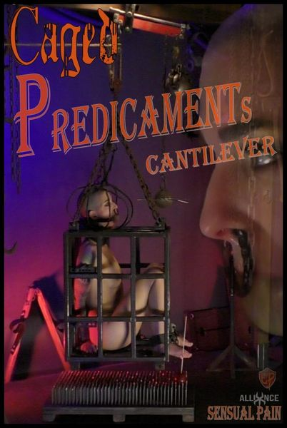 (19.03.2017) Caged Predicaments – Cantilever – Abigail Dupree