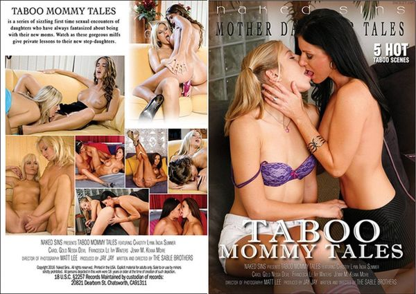 Taboo Mommy Tales (2017)