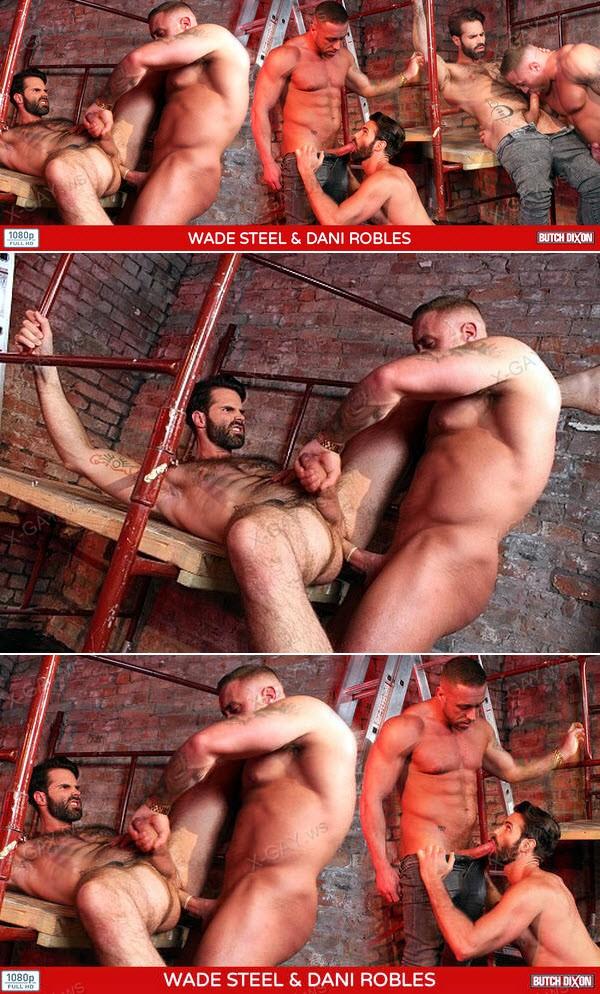 ButchDixon: Wade Steel, Dani Robles