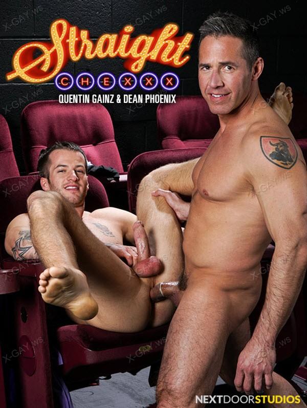 NextDoorStudios: Straight Chexxx: Surprise!, Episode 3 (Dean Phoenix, Quentin Gainz)