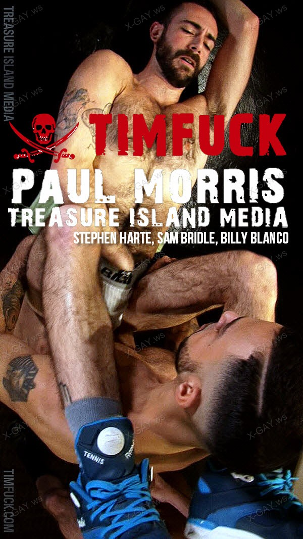 TimFuck: Stephen Harte, Sam Bridle, Billy Blanco (Bareback)