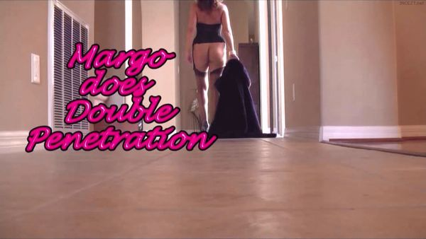 Margo Does Double Penetration – Margo Sullivan HD