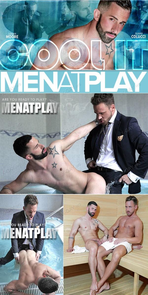 MenAtPlay: Cool It (Logan Moore, Sunny Colucci)