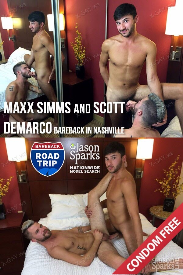 JasonSparksLive: Maxx Simms and Scott DeMarco BAREBACK in Nashville