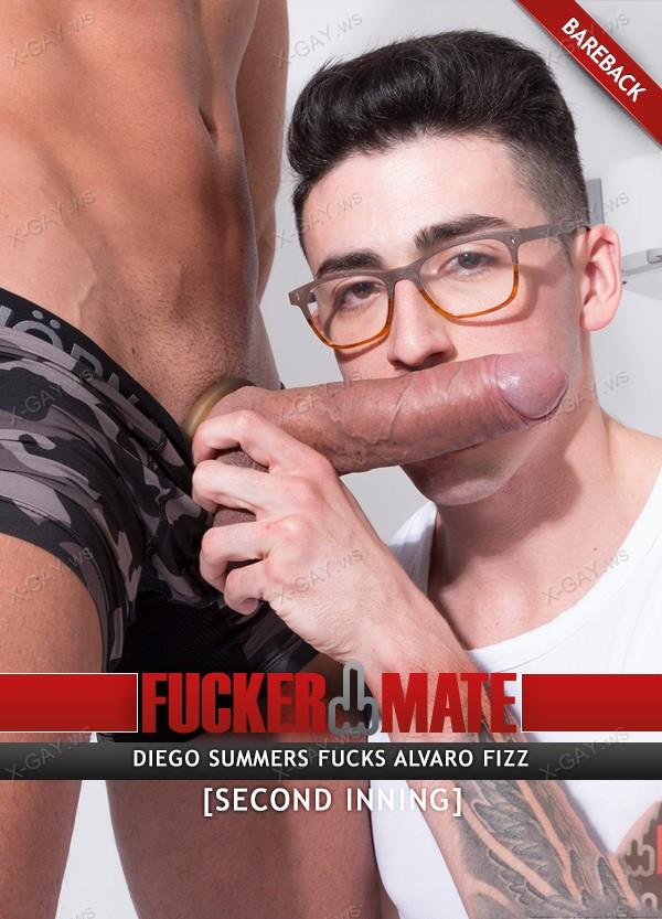 FuckerMate: Second Inning (Diego Summers, Alvaro Fizz) (Bareback)