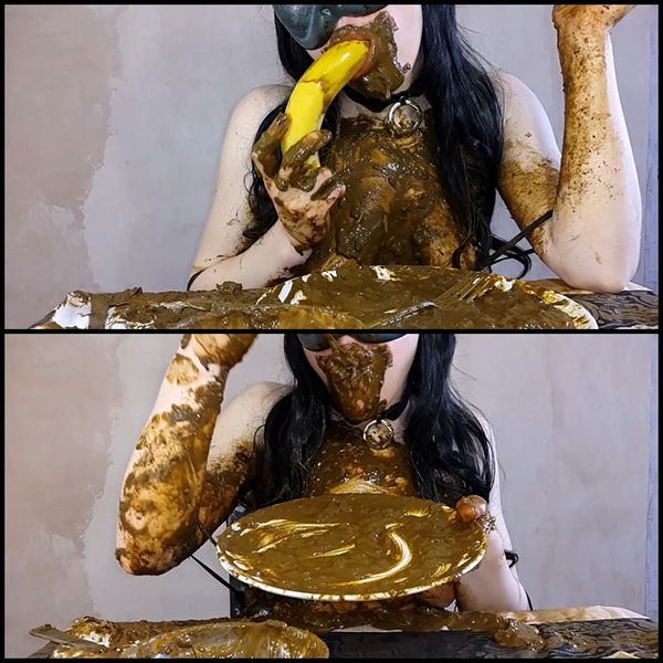 Anna's Private Dinner Vol.2 / 3 Saved and 1 Fresh Shit part 3-4   Full HD 1080p   May 12, 2017