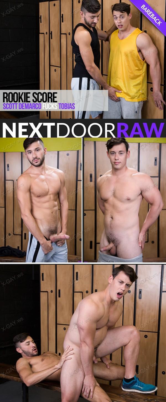 NextDoorRaw: Rookie Score (Scott Demarco, Tobias) (Bareback)