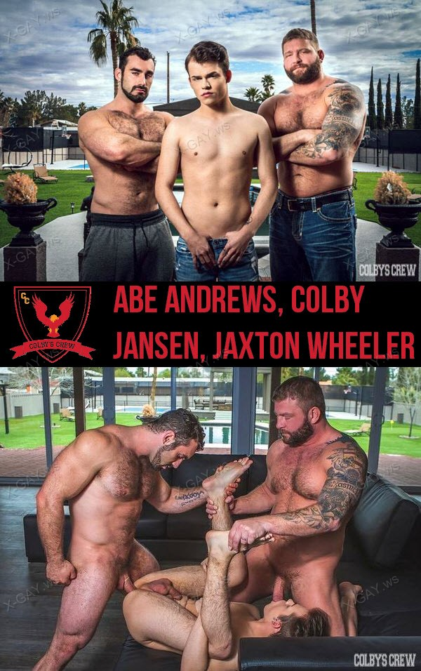 ColbysCrew: Don't Tell Mom, Part 3 (Abe Andrews, Colby Jansen, Jaxton Wheeler)