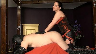 Goddess Alexandra Snow – Take My Dick Slave