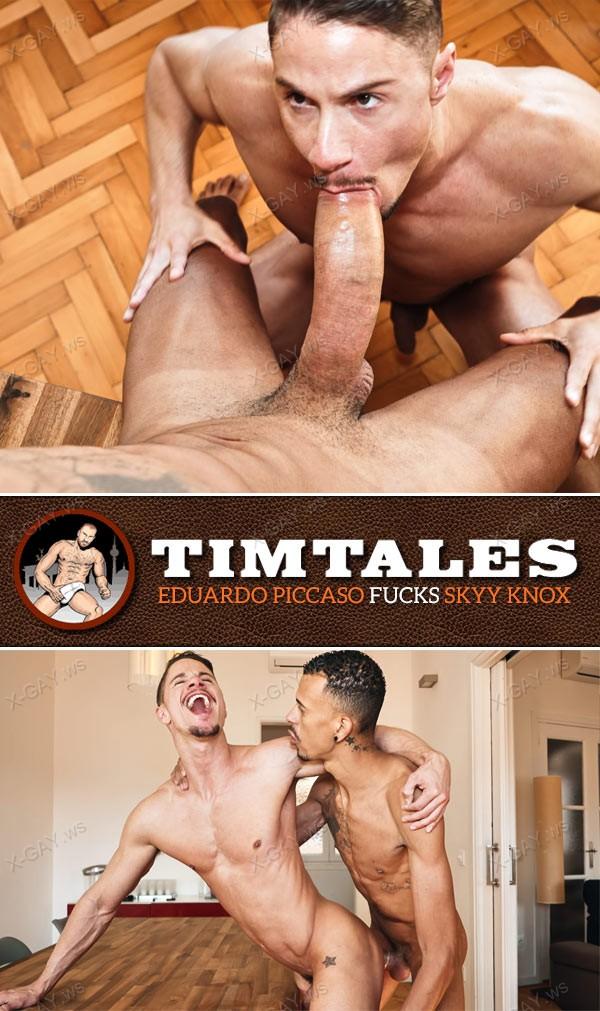 TimTales: Eduardo Picasso Fucks Skyy Knox