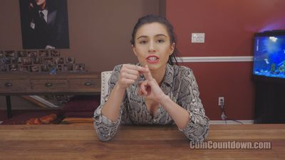 Cum Countdown – Goddess Nikki – I Like Torturing You