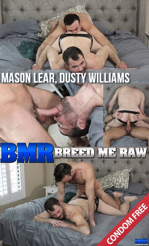 BreedMeRaw: Mason Lear, Dusty Williams (Bareback)