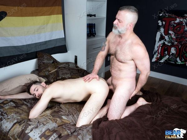 BearFilms: Tom Carlton, Vincent Viau (Bareback)