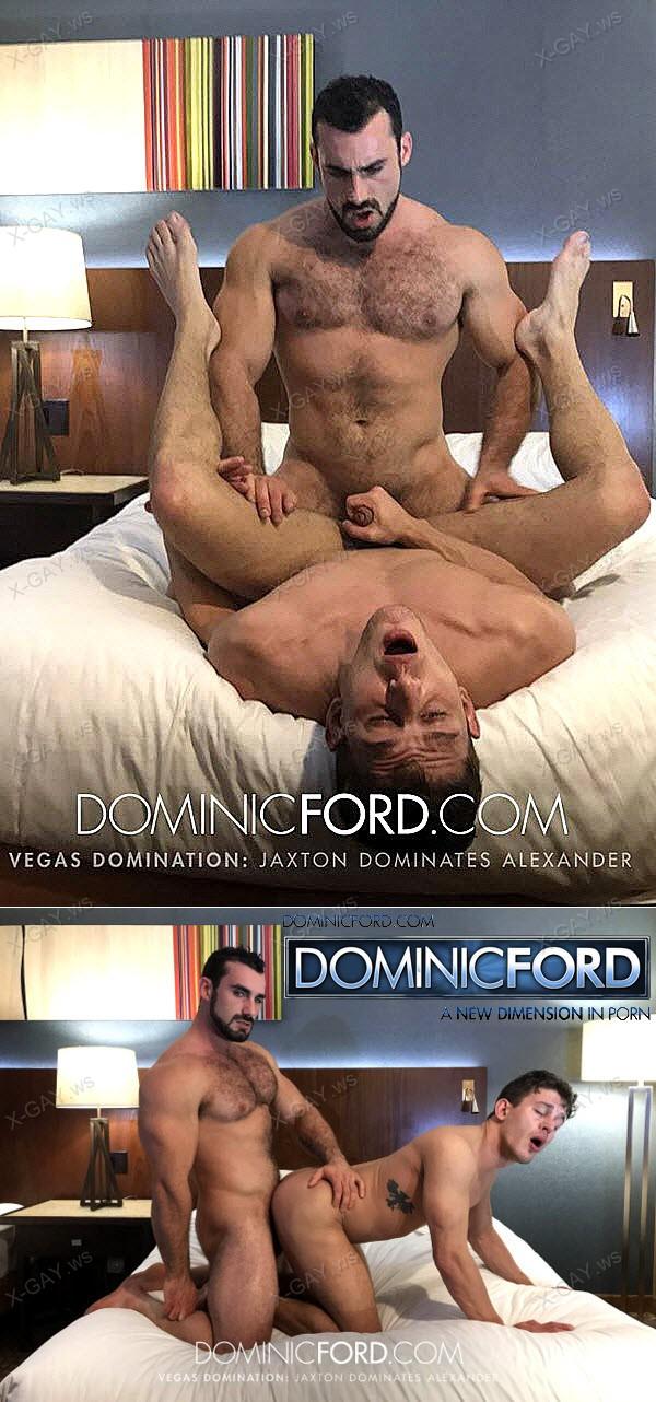 DominicFord: Vegas Domination (Jaxton Wheeler, Alexander Gustavo)