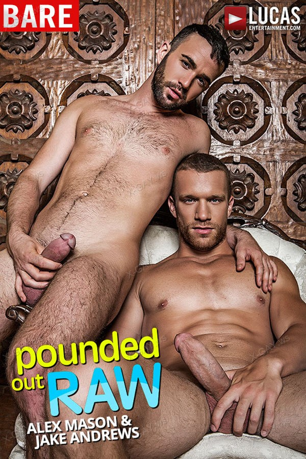 LucasEntertainment: Pounded Out Raw (Jake Andrews Tops Alex Mason)