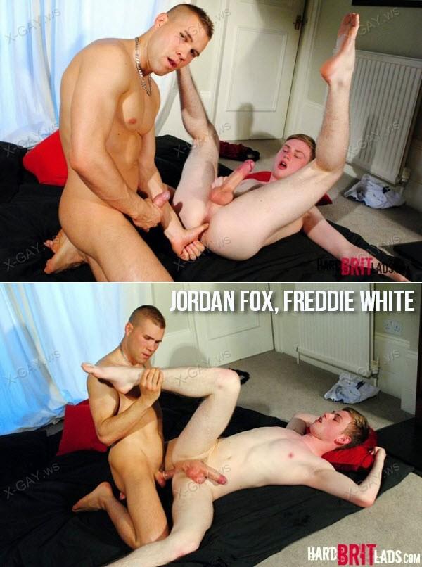HardBritLads: Jordan Fox, Freddie White