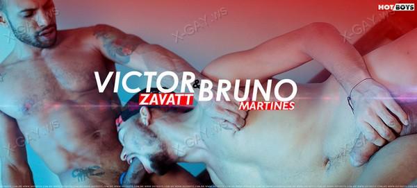 HotBoys: Victor Zavatt, Bruno Martines (Bareback)