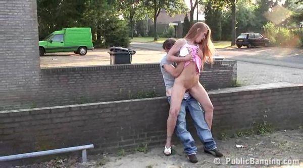 заводило секс на улице с прохожими частное фото хотели насладится